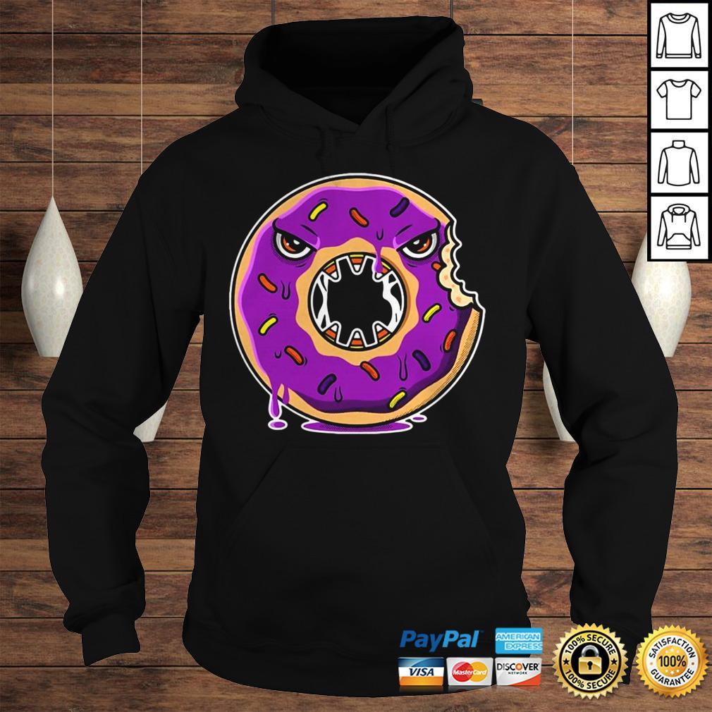 Official Donut Halloween Gift Idea Hood Hoodie