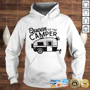 Queen of the camper shirt Hoodie