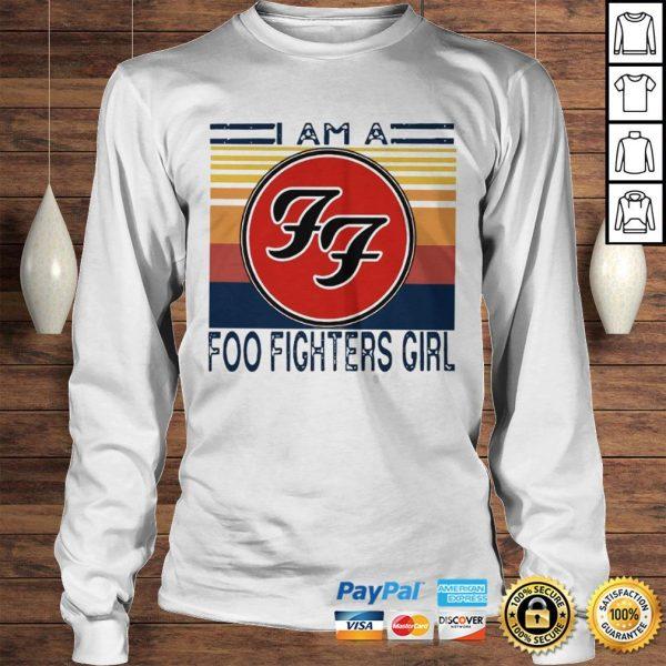 1596255703I am a Foo Fighters girl FF vintage shirt Longsleeve Tee Unisex