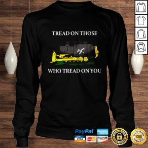 Official Killdozer Tread On Those Who Read On You Shirt Longsleeve Tee Unisex