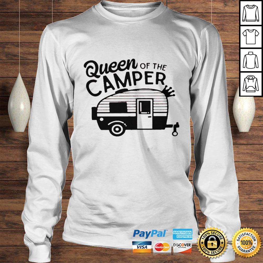 Queen of the camper shirt Longsleeve Tee Unisex