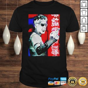 Anthony bourdain fuck middle finger shirt Shirt