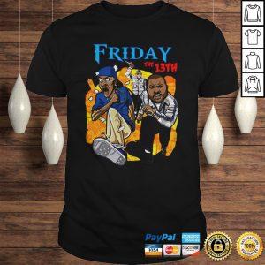 Friday The 13th Tshirt Shirt