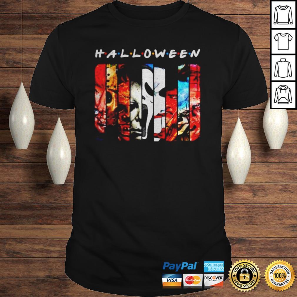 Horror Character Halloween Shirt