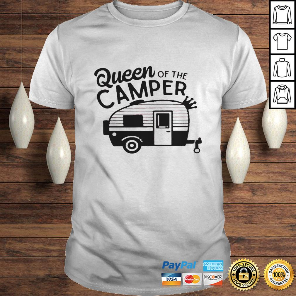 Queen of the camper shirt