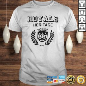 Royals heritage DG shirt Shirt