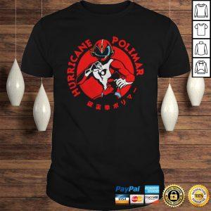 Superhero Hurricane Polymar Hoodie Shirt