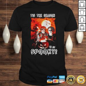 This the season to be spooky halloween shirt Shirt