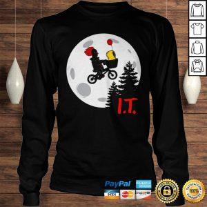 Pennywise IT Moon Halloween Shirt