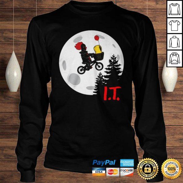 Pennywise IT Moon Halloween TShirt