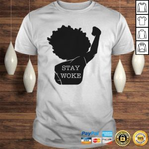 Black girl stay woke shirt Shirt