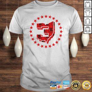 OS THREES TEE SHIRT Shirt