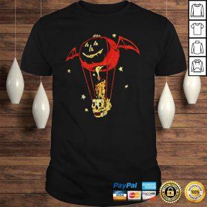 Pumpkin Bat midnight ride shirt Shirt