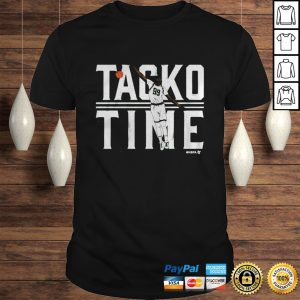 TACKO TIME shirt Shirt