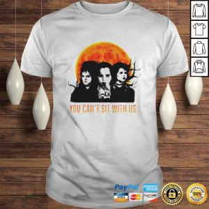 Wednesday Addams Nancy Witch Lydia Deets you cant sit with us shirt Shirt