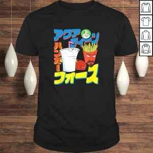 Aqua Teen Hunger Force Japanese Comic TShirt