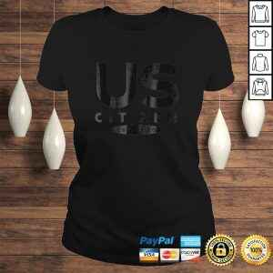 US Citizenship New Citizen Gifts 2020 4th of July Tee Shirt