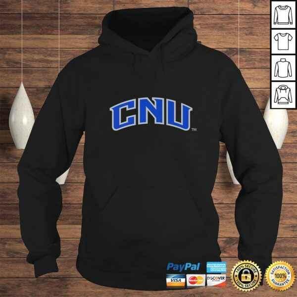 Christopher Newport University Captains NCAA Shirt PPCNU01
