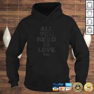 The Beatles All You Need TShirt