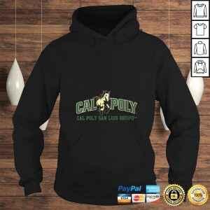 Womens Cal Poly SLO Mustangs NCAA PPCPO07 TShirt