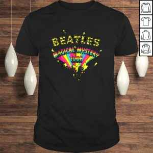 Official The Beatles Magic Mystery Tour Shirt