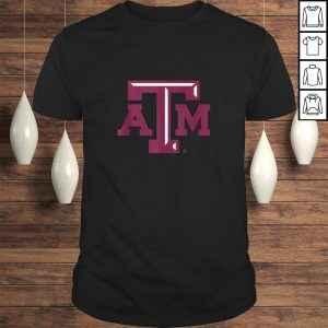 Texas A&M University Aggies NCAA RYLTAM06 TShirt