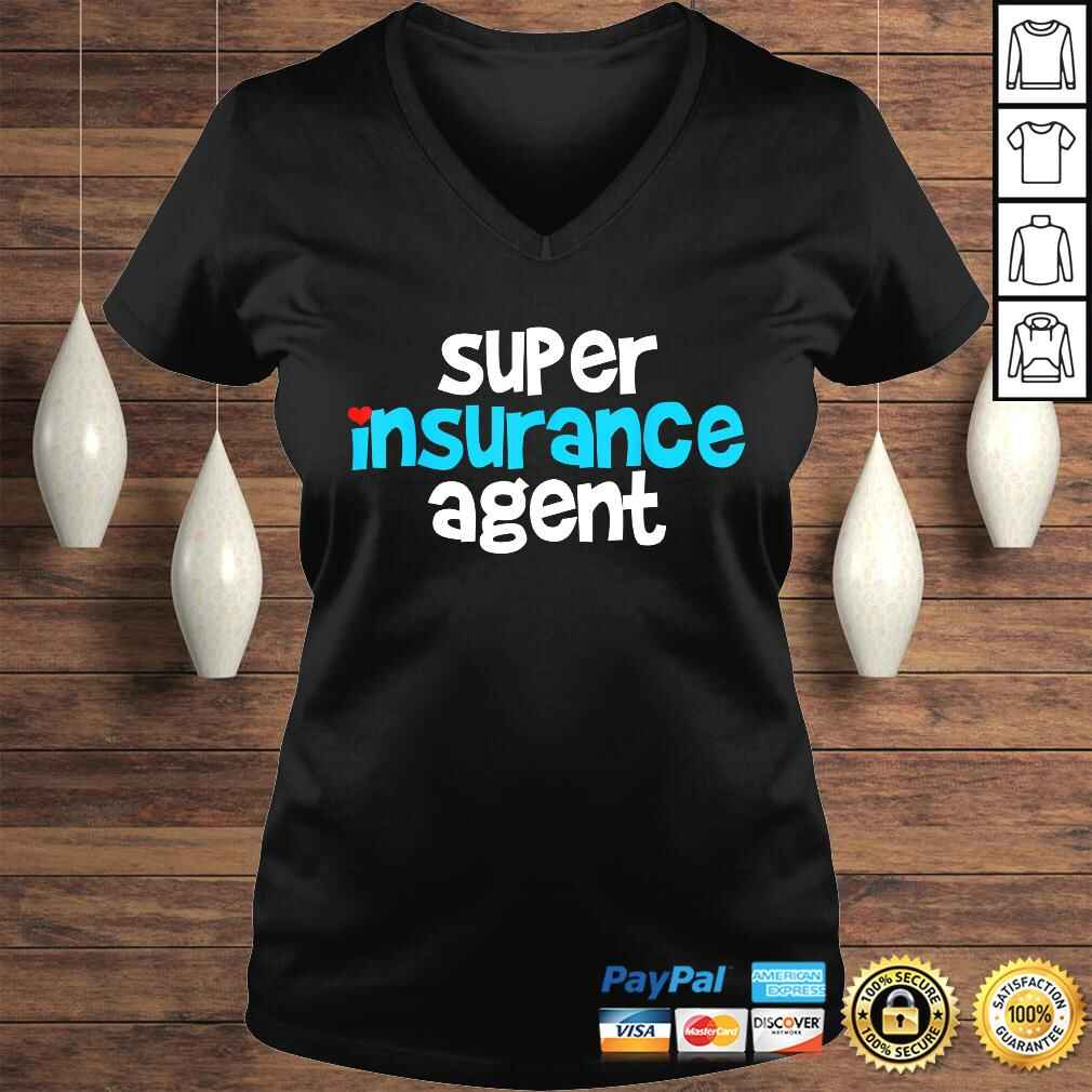 Funny Insurance Agent Shirt