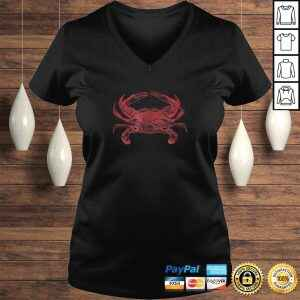 Red Crab Gift Top