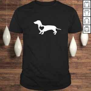 daschund gifts for women daschund lover V-Neck T-Shirt