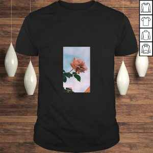 Aesthetic flowers Aesthetic Retro stylish flower aesthetic t shirt