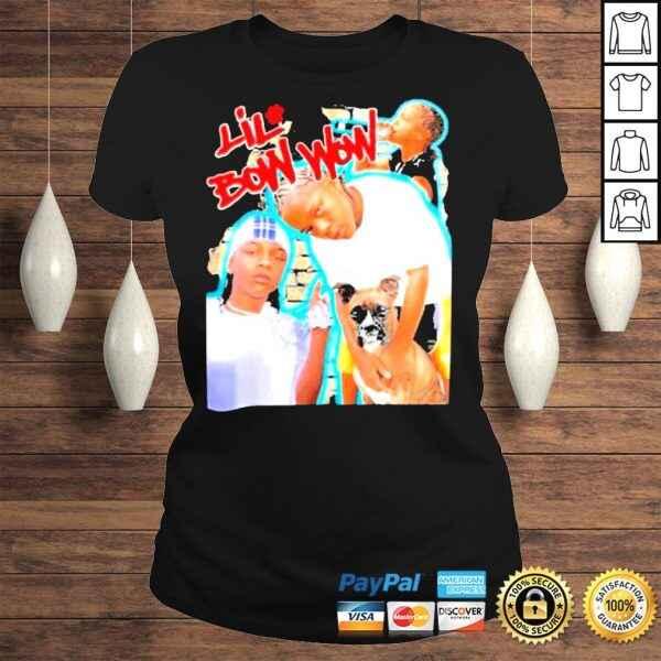 Lil Bow Wow Rap Hip Hop Street Vintage T Shirt
