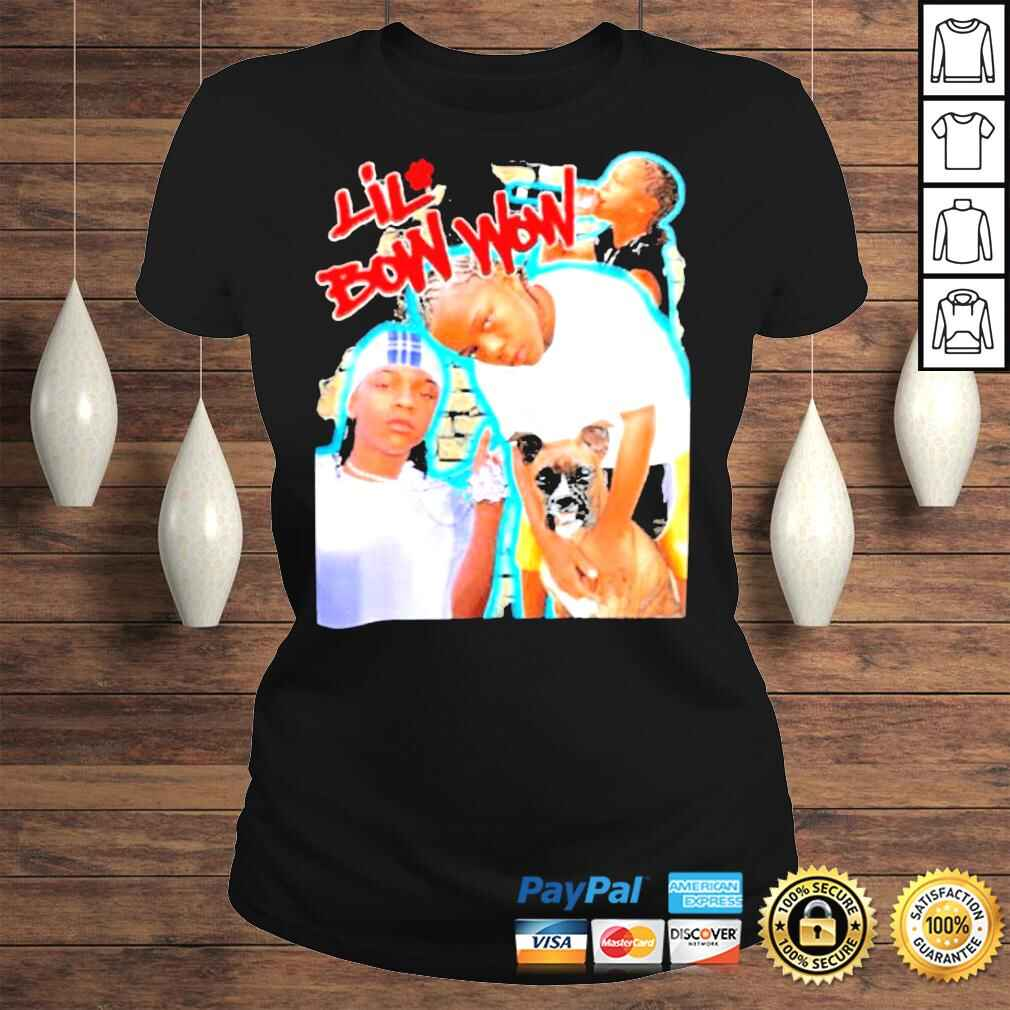 Lil Bow Wow Rap Hip Hop Street Vintage T Shirt Classic Ladies Tee