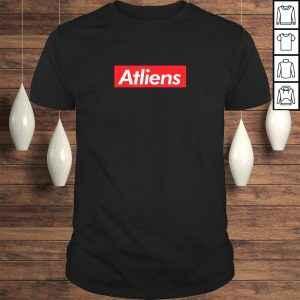 Funny Atlanta Atlien ATL TShirt
