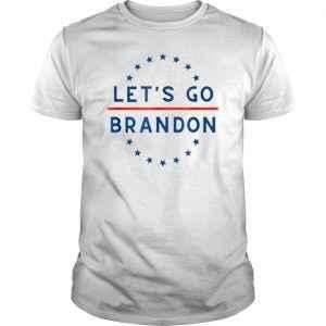 Funny Lets Go Brandon American t shirt