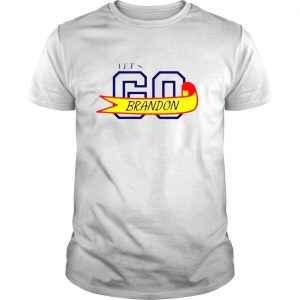 Funny Lets Go Brandon Cancer t shirt