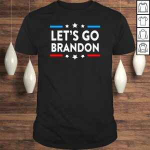Funny Let's Go Brandon Joe Biden FJB t shirt