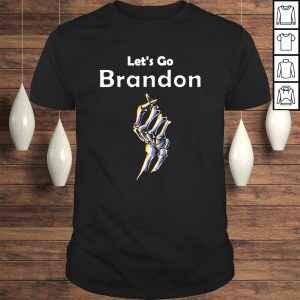 Funny Let's Go Brandon Joe Biden Halloween Costume tshirt