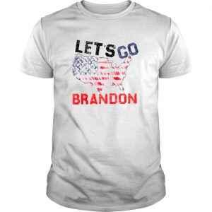 Funny Let's Go Brandon Joe Biden Impeach 46 TShirt