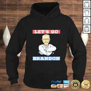 Funny Let's Go Brandon Funny Chant Vintage Graphic TShirt