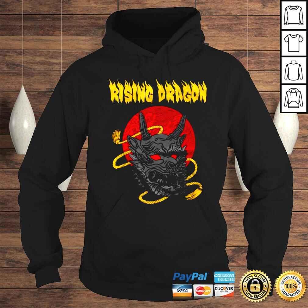 Funny Shingo Takagi Rising Dragon Shirt Hoodie