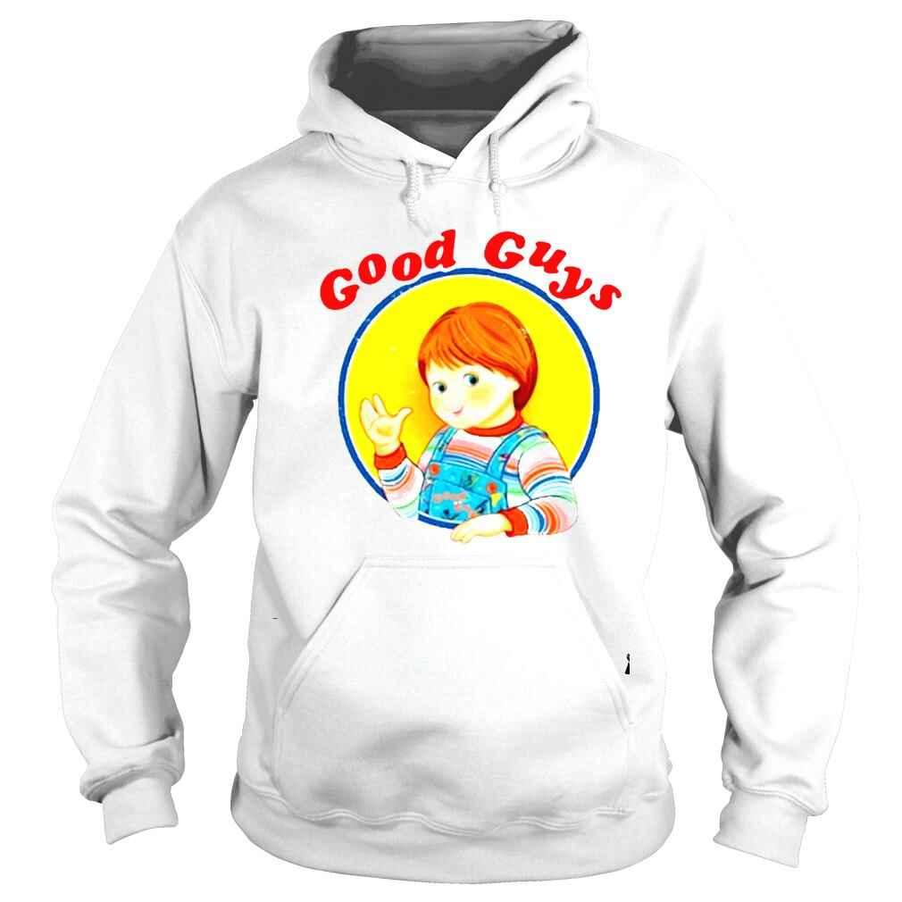 Official Good Guys Chucky T Shirt