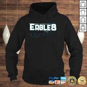 Official Philadelphia Football Retro Vintage Pennsylvania Eagles tshirt