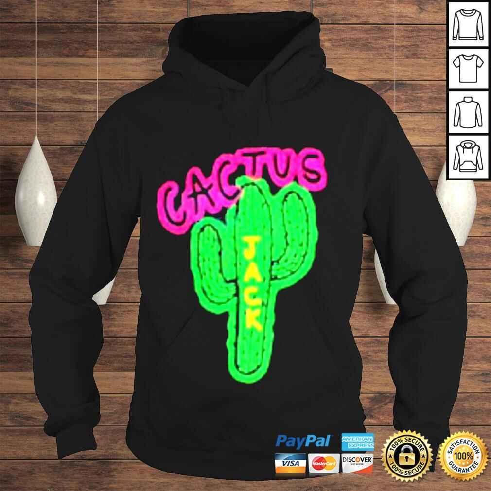 Travis Scott Cactus Jack t shirt