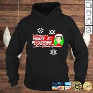 chase elliott kevin harvick merry offseason ugly Christmas T Shirt