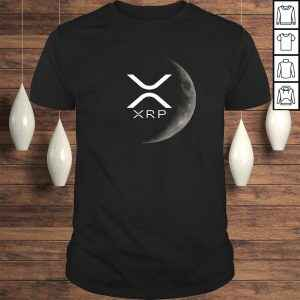 Ripple XRP Moon TShirt