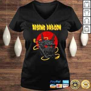 Funny Shingo Takagi Rising Dragon Shirt