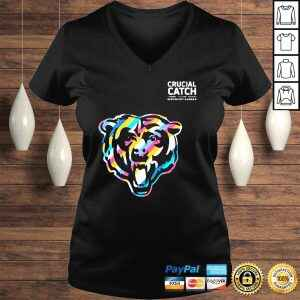 Official Crucial Catch Chicago Bears Shirt